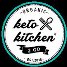 *keto kitchen 2GO Logo